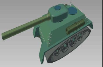 坦克—主体